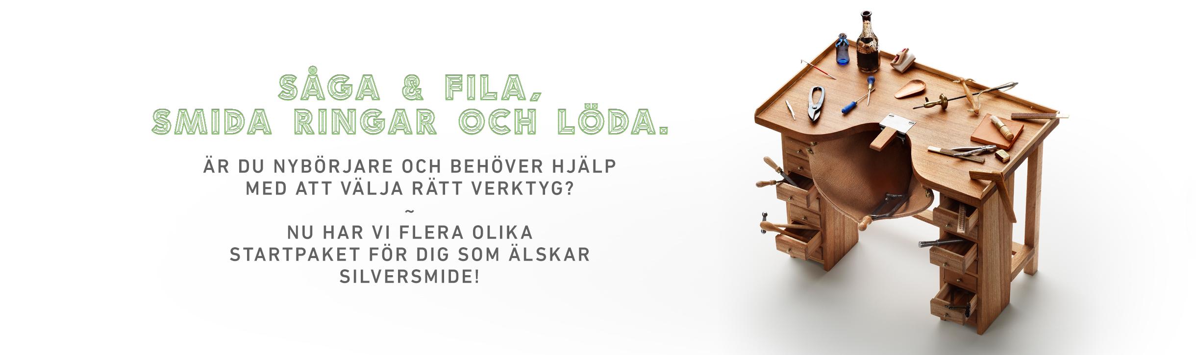 silversmide verktyg stockholm